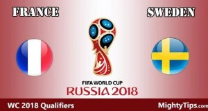 France vs Sweden Prediction and Betting Tips
