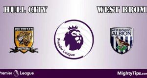 Hull City vs West Brom Prediction and Betting Tips
