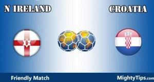Northern Ireland vs Croatia Prediction and Betting Tips