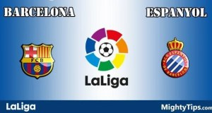 Bacelona vs Espanyol Prediction and Betting Tips
