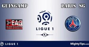 Guingamp vs PSG Prediction and Betting Tips