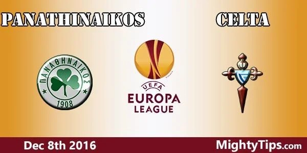 Panathinaikos vs Celta Prediction and Betting Tips