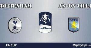 Tottenham vs Aston Villa Prediction and Betting Tips