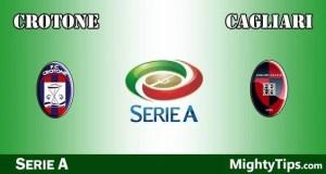 Crotone vs Cagliari Prediction and Betting Tips