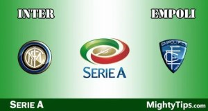 Inter vs Empoli Prediction and Betting Tips