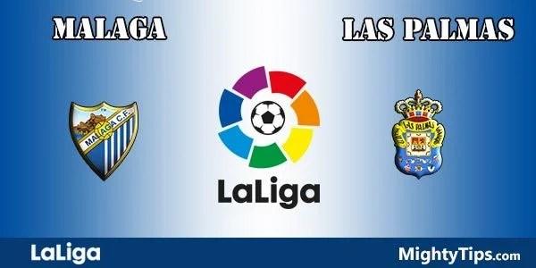 Malaga vs Las Palmas Prediction and Betting Tips