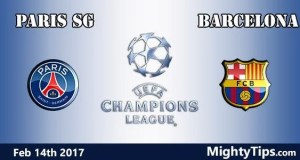 PSG vs Barcelona Prediction and Betting Tips