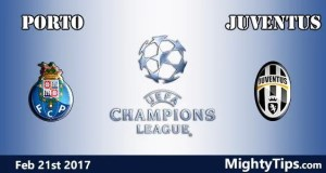 Porto vs Juventus Prediction and Betting Tips