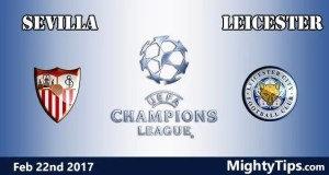 Sevilla vs Leicester Prediction and Betting Tips