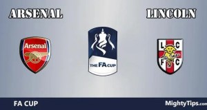 Arsenal vs Lincoln Prediction and Betting Tips