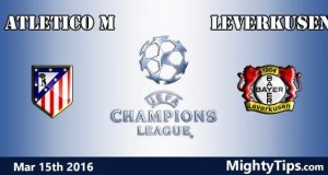 Atletico Madrid vs Leverkusen Prediction and Betting Tips