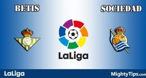 Betis vs Sociedad Prediction and Betting Tips