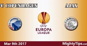 FC Copenhagen vs Ajax Prediction and Betting Tips