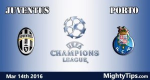 Juventu vs Porto Prediction and Betting Tips