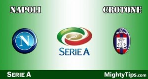 Napoli vs Crotone Prediction and Betting Tips