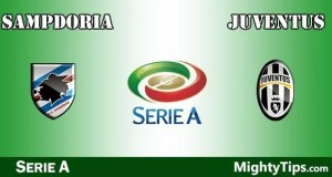 Sampdoria vs Juventus Prediction and Betting Tips