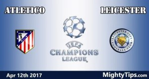 Atletico Madrid vs Leicester Prediction and Betting Tips