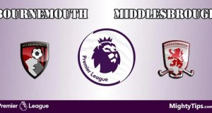 Bournemouth vs Middlesbrough Prediction and Betting Tips