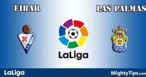 Eibar vs Las Palmas Prediction and Betting Tips