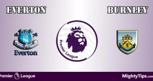 Everton vs Burnley Prediction and Betting Tips