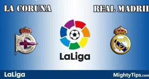La Coruna vs Real Madrid Prediction and Betting Tips