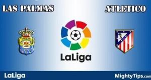 Las Palmas vs Atletico Prediction and Betting Tips