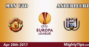 Manchester United vs Anderlecht Prediction and Betting Tips