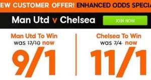 Manchester United vs Chelsea Prediction