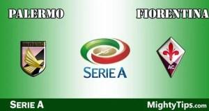 Palermo vs Fiorentina Prediction and Betting Tips