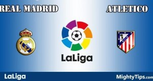 Real Madrid vs Atletico Madrid Prediction and Betting Tips