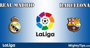 Real Madrid vs Barcelona Prediction and Betting Tips