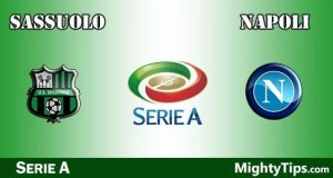 Sassuolo vs Napoli Prediction and Betting Tips