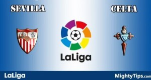 Sevilla vs Celta Prediction and Betting Tips