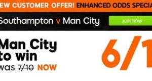 Southampton vs Manchester City Prediction