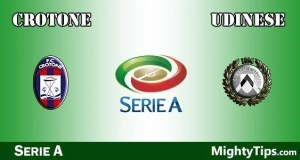 Crotone vs Udinese Prediction and Betting Tips