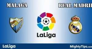 Malaga vs Real Madrid Prediction and Betting Tips