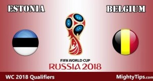 Estonia vs Belgium Prediction and Betting Tips