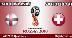 Faroe Islands vs Switzerland Prediction and Betting Tips