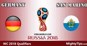 Germany vs San Marino Prediction and Betting Tips