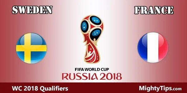 Sweden vs France Prediction and Betting Tips