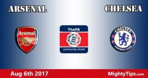 Arsenal vs Chelsea Prediction FA Community Shield