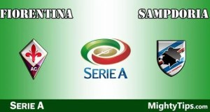 Fiorentina vs Sampdoria Prediction, Preview and Betting Tips