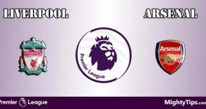 Liverpool vs Arsenal Prediction, Preview and Bet