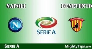 Napoli vs Benevento Prediction, Preview and Bet