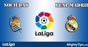 Sociedad vs Real Madrid Prediction, Preview and Bet