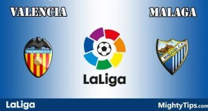 Valencia vs Malaga Prediction, Preview and Bet