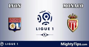 Lyon vs Monaco Prediction, Preview and Bet