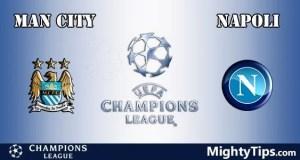 Manchester City vs Napoli Prediction and Betting Tips