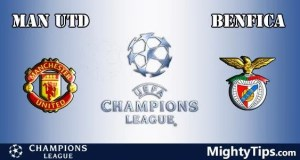 Manchester United vs Benfica Prediction, Preview and Bet