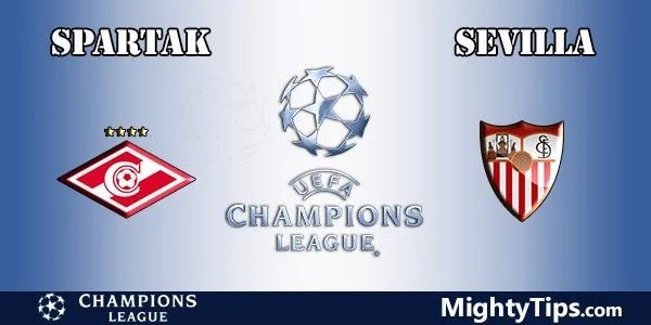Spartak vs Sevilla Prediction, Preview and Bet